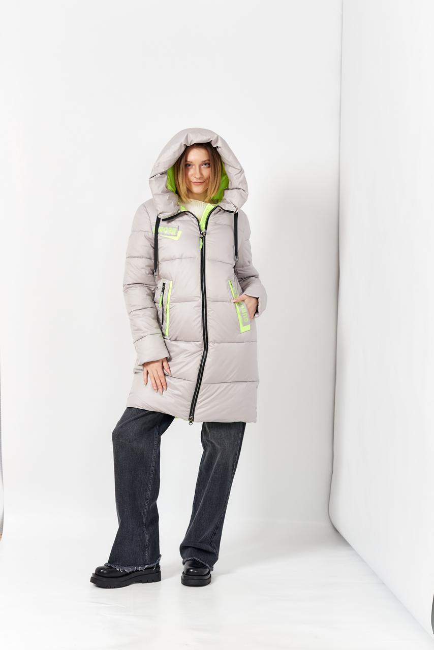 Пальто женское ROSSE LINE 7231 GREY