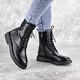 Ботинки женские черные Tootsie 2409 (36 размер), фото 2