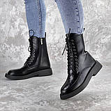 Ботинки женские черные Tootsie 2409 (36 размер), фото 3