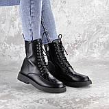 Ботинки женские черные Tootsie 2409 (36 размер), фото 4