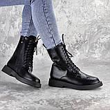 Ботинки женские черные Tootsie 2409 (36 размер), фото 7
