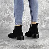 Ботинки женские черные Vulcan 2422 (36 размер), фото 4