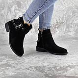 Ботиночки женские черные Lade 1396 (36 размер), фото 2