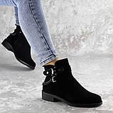 Ботиночки женские черные Lade 1396 (36 размер), фото 3