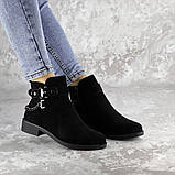 Ботиночки женские черные Lade 1396 (36 размер), фото 4