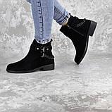 Ботиночки женские черные Lade 1396 (36 размер), фото 5