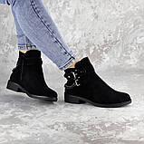 Ботиночки женские черные Lade 1396 (36 размер), фото 6