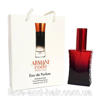 Giorgio Armani Code Profumo - Travel Perfume 50ml