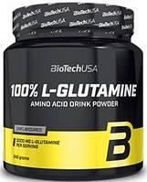 Глютамін BioTech - 100% L-Glutamine (500 грам)