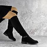 Ботфорты женские черные Maddie 2322 (38 размер), фото 2