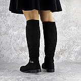 Ботфорты женские черные Maddie 2322 (38 размер), фото 3