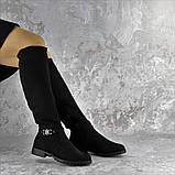 Ботфорты женские черные Maddie 2322 (38 размер), фото 4
