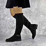 Ботфорты женские черные Maddie 2322 (38 размер), фото 7