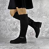 Ботфорты женские черные Maddie 2322 (38 размер), фото 8