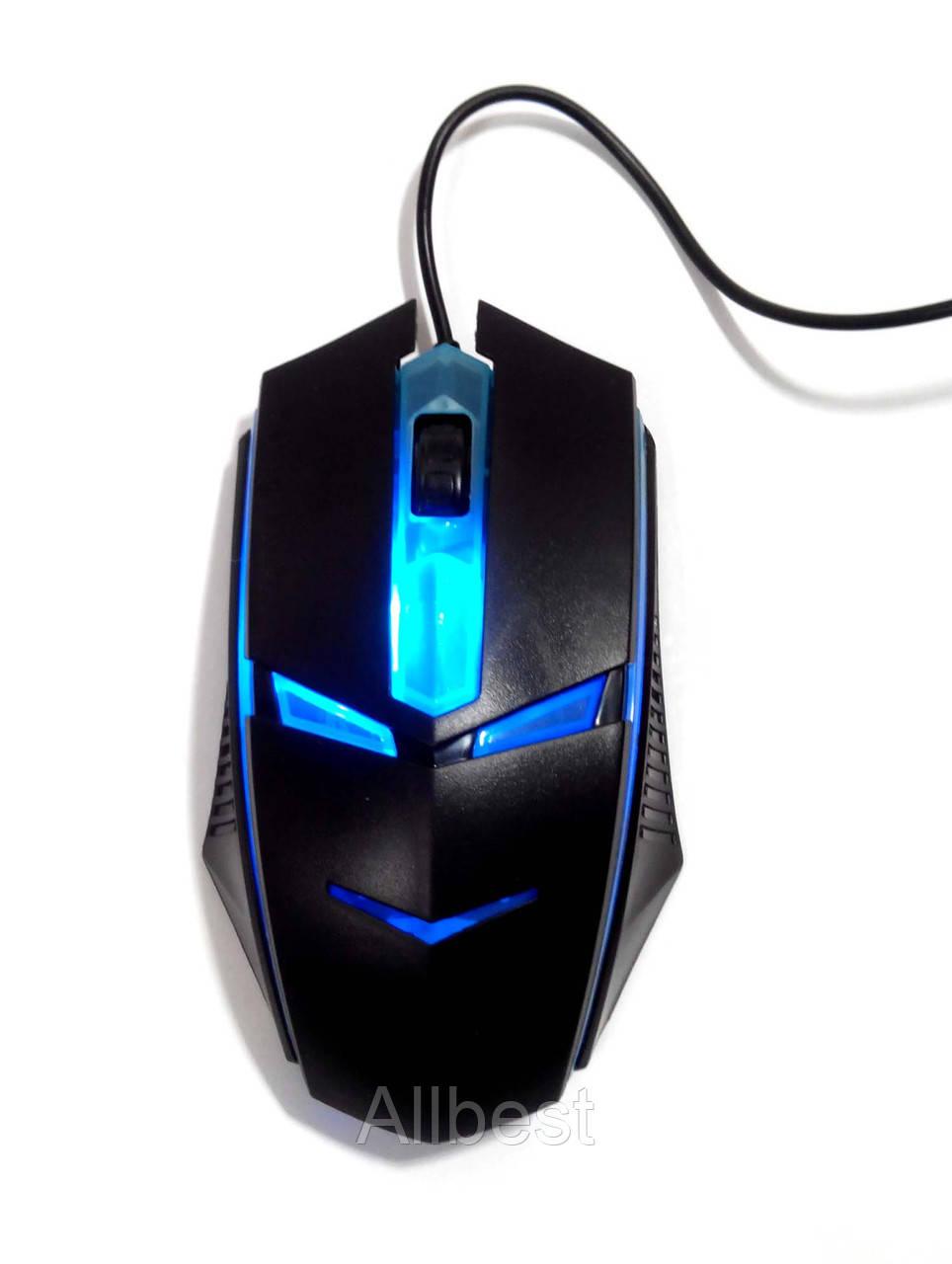 Мышь компьютерная проводная G-3