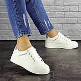Женские белые кроссовки Blacky 1660 (38 размер), фото 2