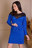 Модне жіноче плаття,розміри:44,46,48,50,52,54., фото 2