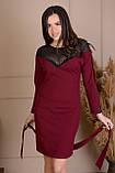 Модне жіноче плаття,розміри:44,46,48,50,52,54., фото 3