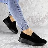 Туфли женские натуральные черные Dare 2204 (36 размер), фото 2