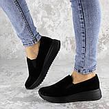 Туфли женские натуральные черные Dare 2204 (36 размер), фото 3