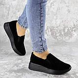 Туфли женские натуральные черные Dare 2204 (36 размер), фото 4