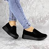 Туфли женские натуральные черные Dare 2204 (36 размер), фото 5