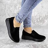 Туфли женские натуральные черные Dare 2204 (36 размер), фото 6