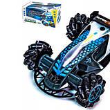 Машинка-багги Drifter Turbo Z109 машинка на радиоуправлении с эффектом дыма Темно-синий, фото 2