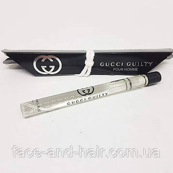 Gucci Guilty pour homme - парфюм-спрей 10ml