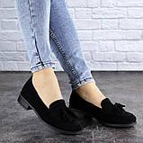 Туфли женские черные Evita 2124 (36 размер), фото 2
