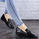 Туфли женские черные Nino 2063 (35 размер), фото 2