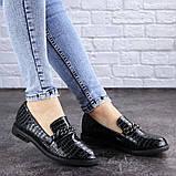 Туфли женские черные Nino 2063 (35 размер), фото 4