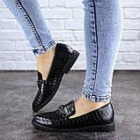 Туфли женские черные Nino 2063 (35 размер), фото 5