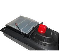 Фонарик для кораблика JABO для ночной рыбалки должен быть у каждого 6В, красный