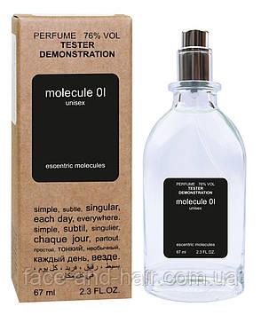 Escentric Molecules Molecule 01 - Tester 67ml