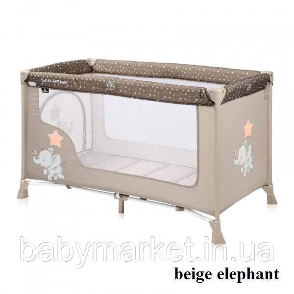 Манеж Lorelli SR 1L (beige elephant)