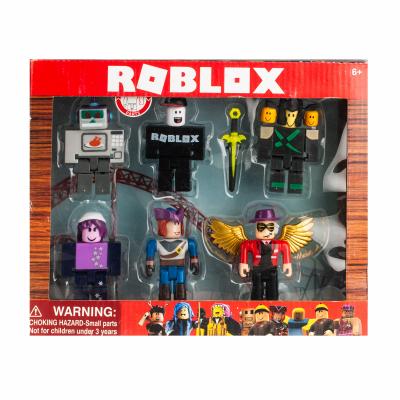 Набор фигурок Роблокс.roblox. JL19071 6 штук