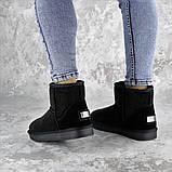Угги женские черные Vilo 2210 (37 размер), фото 4