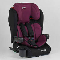 Детское автокресло JOY 73180 (1) система ISOFIX, универсальное, группа 1/2/3, вес ребенка от 9-36 кг