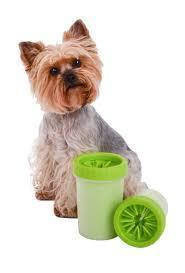 Sale! Лапомойка Стакан для мытья лап Soft pet foot cleaner, фото 2