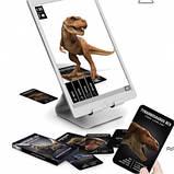 Обучающие карты Dinosaur 4D с дополненной реальностью Динозавры 4D, фото 5