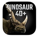 Обучающие карты Dinosaur 4D с дополненной реальностью Динозавры 4D, фото 10
