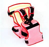 Рюкзак-кенгуру №12 (1) цвет розовый