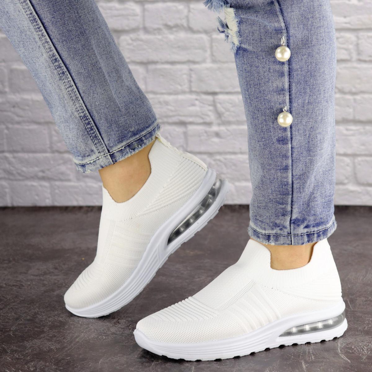 Женские белые кроссовки Lambert 1524 (36 размер)