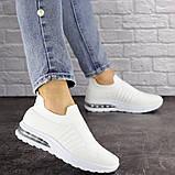 Женские белые кроссовки Lambert 1524 (36 размер), фото 4