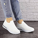 Женские белые кроссовки Lambert 1524 (36 размер), фото 5