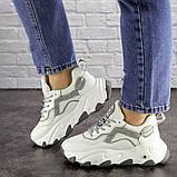 Женские белые кроссовки Lark 1667 (36 размер), фото 2