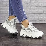 Женские белые кроссовки Lark 1667 (36 размер), фото 6