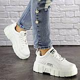 Женские белые кроссовки Lola 1298 (38 размер), фото 2