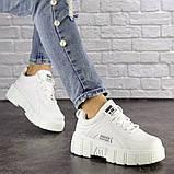 Женские белые кроссовки Lola 1298 (38 размер), фото 3